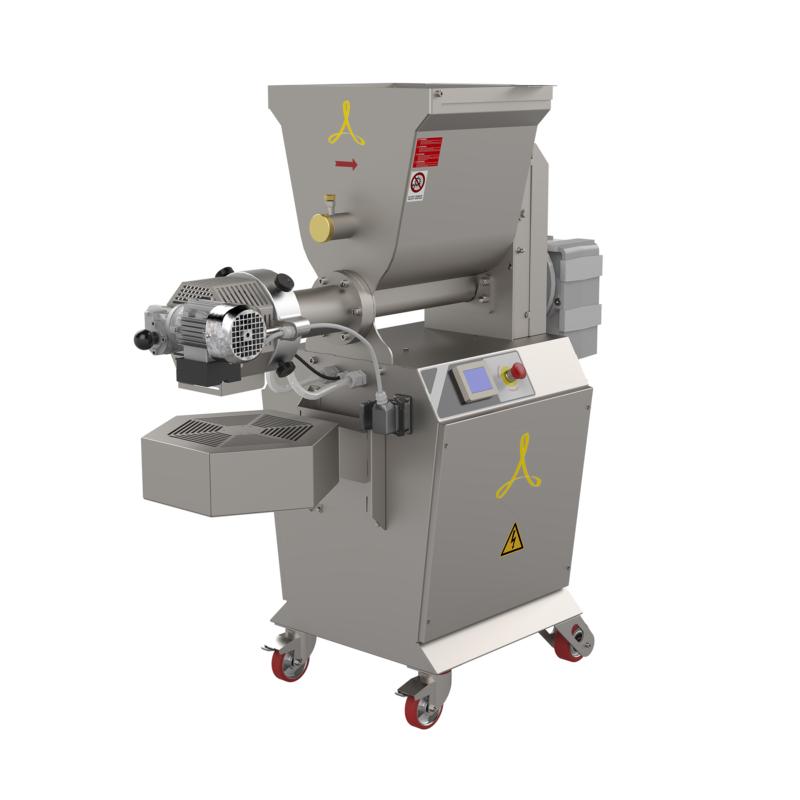 Arcobaleno AEX130 Industrial Pasta Extuder, Pasta Machine