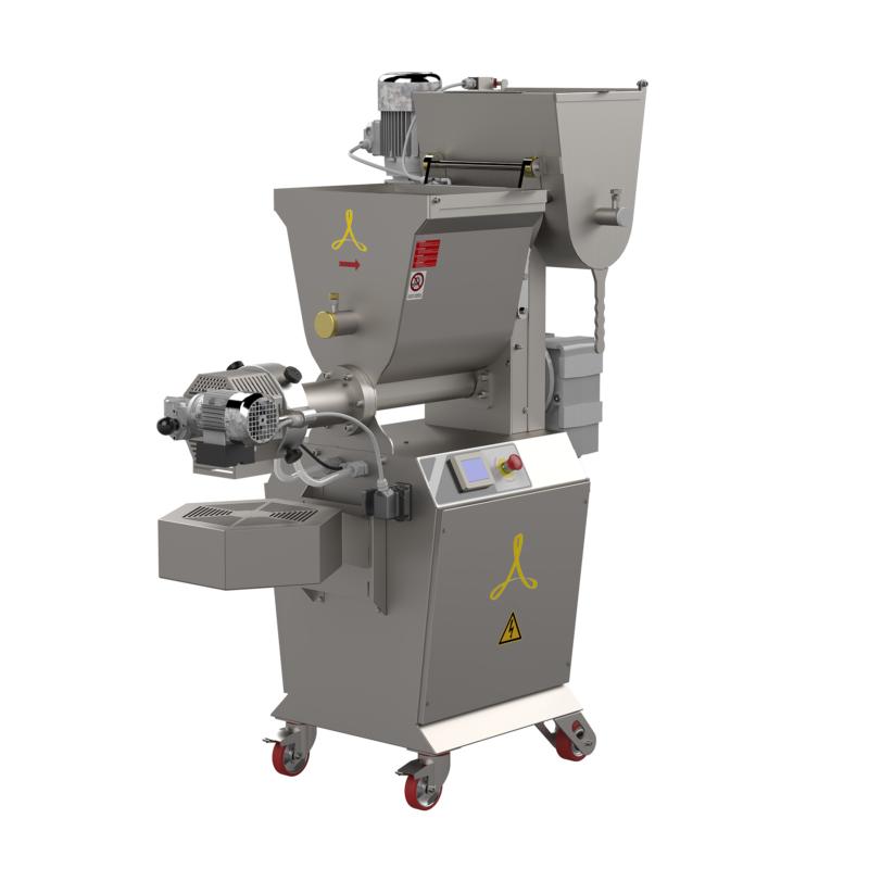 Arcobaleno AEX130M Industrial Pasta Extuder, Pasta Machine