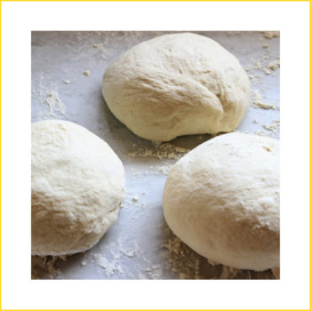 Fresh Dough Balls