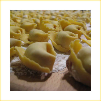 Fresh Cappelletti Pasta