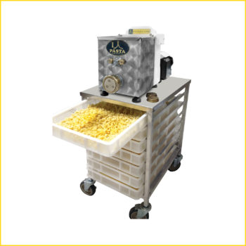 AEX10 shown with Pasta Cart