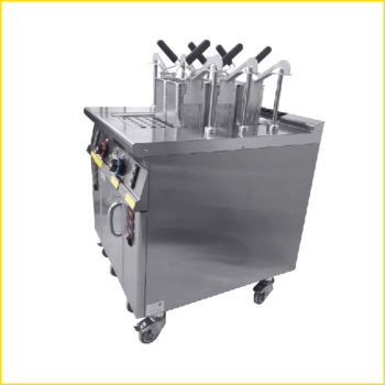 Pasta Cooker with Auto Lifts